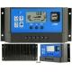 Controlador de Carga para Baterías de Placas Solares 12-20v 40, 60A