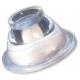 Lente acrílica de 15mm para CREE