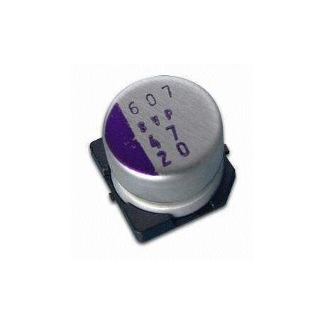 Condensadores Electrolíticos SMD 47uf 16v