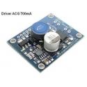Driver de Corriente ACG para LED 9-40v dc