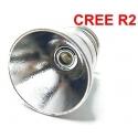 Cabezales Led Cree 26mm Linternas