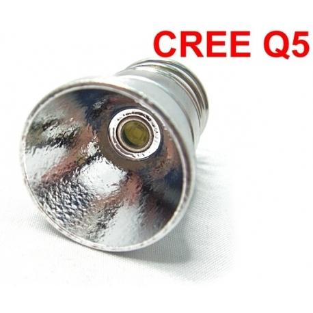Cabezal CREE Q5 5 modos