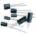 Condensadores Electrolíticos Radiales