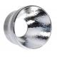 Reflector Aluminio 18x12mm