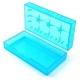 Caja protección de Baterías 2 x 18650 Azul