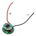 Regulador de corriente para led 5 modos 2.5w. 1~3v