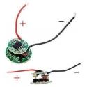 Regulador de Corriente 5 Modos para Led Q3 y Q5- 3.6~8.4v
