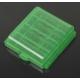 Caja Estuche de protección para Baterías 4 x AA/14500/10440