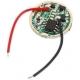 Driver regulador de corriente para LED 3.6v 3w 5 modos