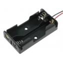 Portapilas baterías 2 x AAA/LR03/10440