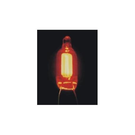 Lamparilla de Neon de 9x4mm Naranja