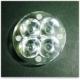 Lente Multi-Led Ledil de 35x15mm 9º para 4 CREE