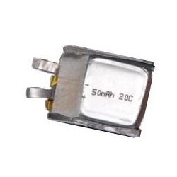 Micro Baterías-Celulas Li-Po Planas 3.7v 50mA