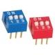 Switch Mini Dip circuito impreso 3 circuitos