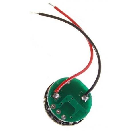 Driver regulador de corriente 6111 para LED CREE 3~8.4v 3 modos+memoria