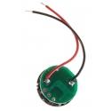 Driver regulador de corriente 6111 para CREE 5w.3~8.4v 3 modos+memoria