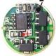 Driver regulador de corriente 6190 para CREE-P4 3w.2.7~6v 5 modos