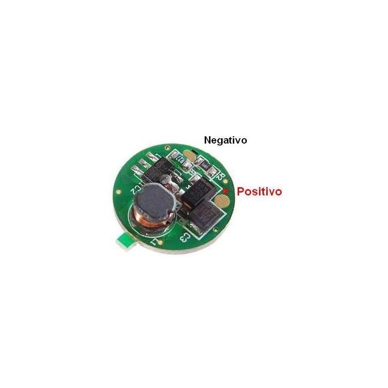 Driver regulador de corriente para led 4735 1 5 4 2 700ma for Regulador para led