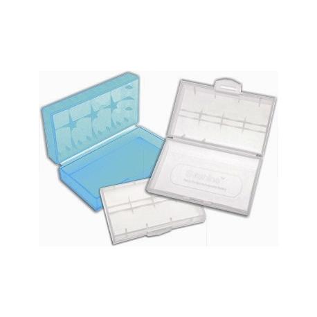 Caja protección de Baterías 2 x 18650