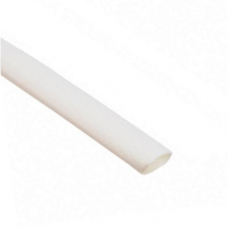 Tubos Termoretractil poliolefina Blanco