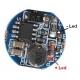 Driver regulador de corriente 7011 1050mA. 3v~18v