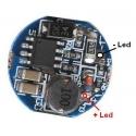 Driver regulador de corriente 1 modo 7011 1050mA. 3v~18v