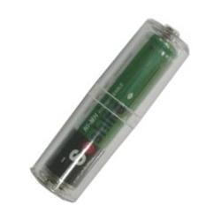 Adaptador Batería-Pila 1-AAA a 1 AA