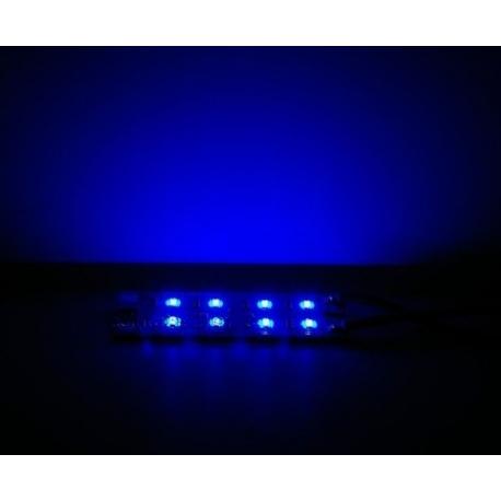 Módulos Multi-Led Rectangular Azul