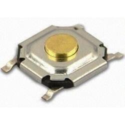 Pulsador Tact Switch SMD de 6x6x1.7mm