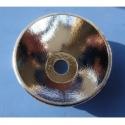 Reflector Aluminio 53mm para Led SSC P7