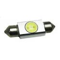 Festoon 1 LED SMD 1w. 2 Chip 12v 31 y 36mm