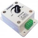 Controlador Dimmer Led PWM 12/24v.8A