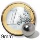 Iman bola de Neodimio 9mm