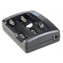 Multi Cargador de sobremesa y coche de Baterias de Litio 2 x 18650, 17670, 14650, 16340