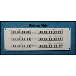"""Circuito impreso """"PCB"""" para 36 led Smd"""