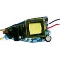Regulador Led Gu10-E27 85-265v-320/650mA 12x1-5x3w