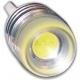 Bombilla LED T10 Lente 1 Led 1W 12v