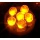 Bombillas LED T10 W5W 6 led Ambar