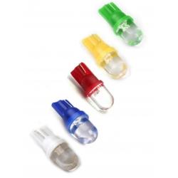 LED T10 W5W 1 Led Redondo 12v