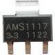 1117 smd I.C. de 0.8A 3.3v