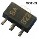 Regulador de tensión SMD Sot89