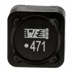 Inductancia Radiales SMD de 2 Amperios