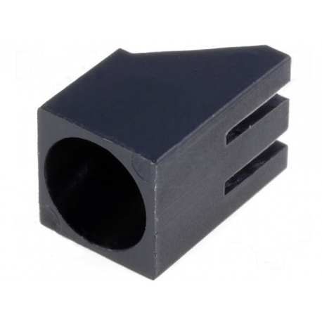 Mirilla Acodada 502 para Led 5mm