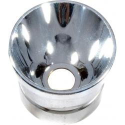 Reflector de Aluminio 26mm para Linternas Led Cree