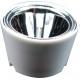 Reflector de PVC Metalizado 34mm para Leds tipo CREE/SSC