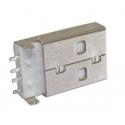 Conector USB-A Macho SMD 4 pin