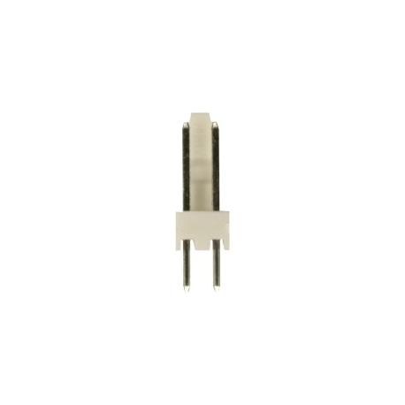 Conectores Molex paso 2.50mm 2pin