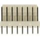 Conectores Molex paso 2.50mm 8pin