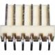 Conectores Molex Acodado paso 2.54mm 6pin