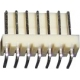 Conectores Molex Acodado paso 2.54mm 7pin